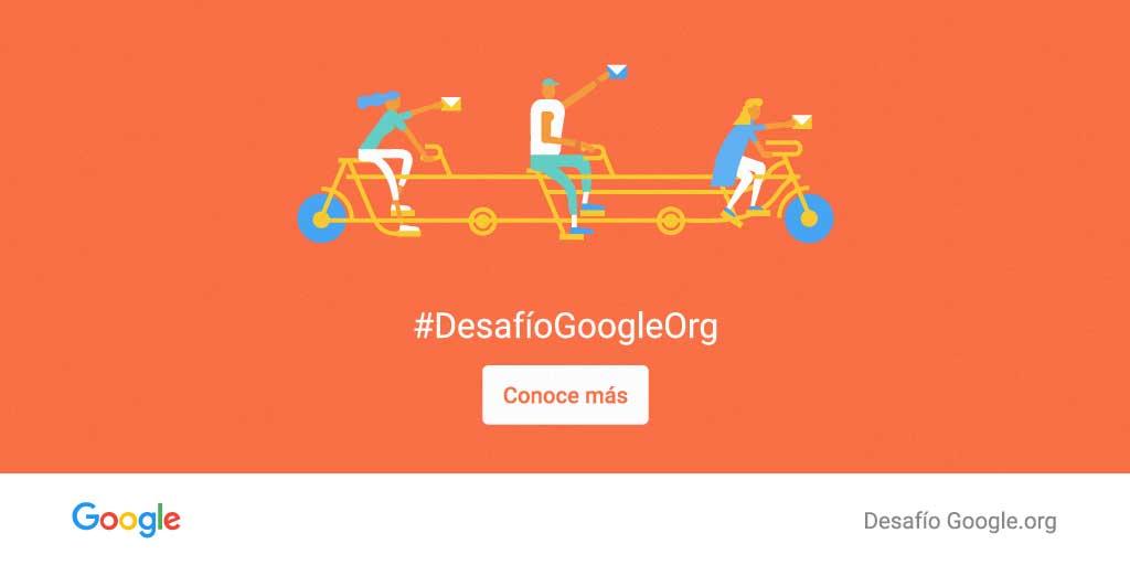 Desafío Google.org 2017 | Fundación Ecoinclusión